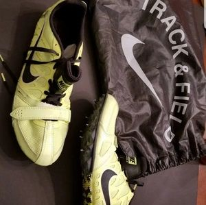 Nike tack and field
